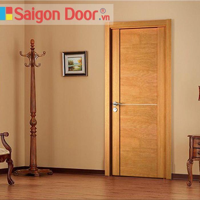 Thi Công cửa phòng gỗ Đồng Tháp màu sắc trang nhã